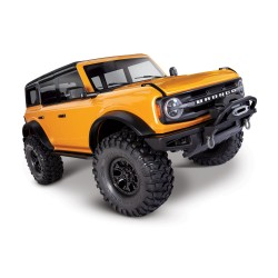 Traxxas TRX-4 Bronco 2021 Crawler Oranje