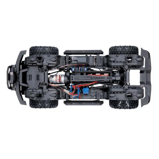 Traxxas TRX-4 Bronco 2021 Crawler Rood