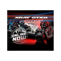 Xray Gtx8.3 1/8 Luxury Nitro On-Road Gt Car