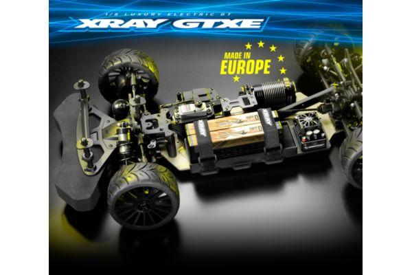 Xray Gtxe.3 - 1/8 Luxury Electric On-Road Gt Car
