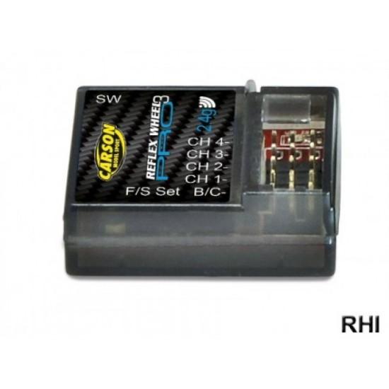 Ontvanger Recevier Reflex Wheel PRO3 2,4GHz