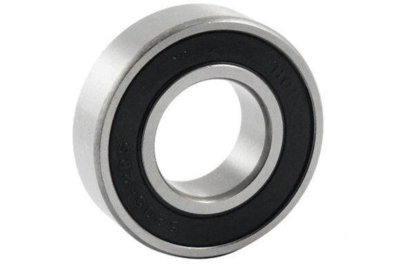 Kogellager rubber sealed 10x6x3 mm