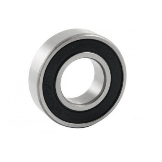 Kogellager rubber sealed 26x17x5 mm