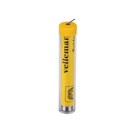 Soldeer tin Sn 60% Pb 40%  1.0 mm 17 g