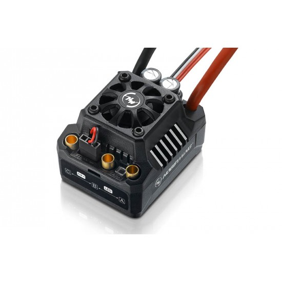 Hobbywing EzRun MAX10 SCT, 120A, 1/10 ESC Waterproof