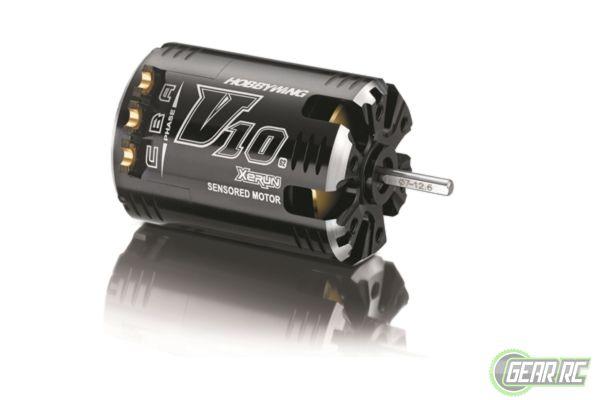 Hobbywing XeRun V10 6.5T Black G3, 5120kv