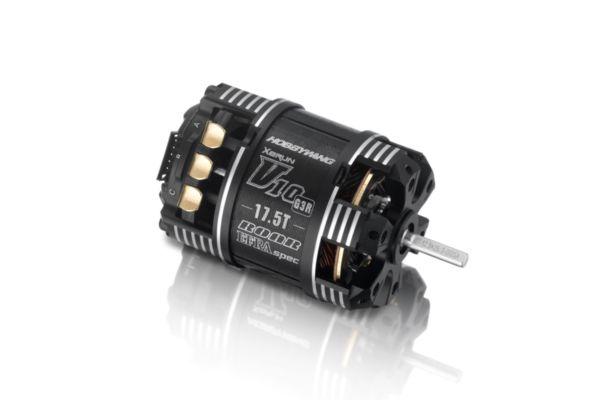 Hobbywing XeRun V10 17.5T Black G3R