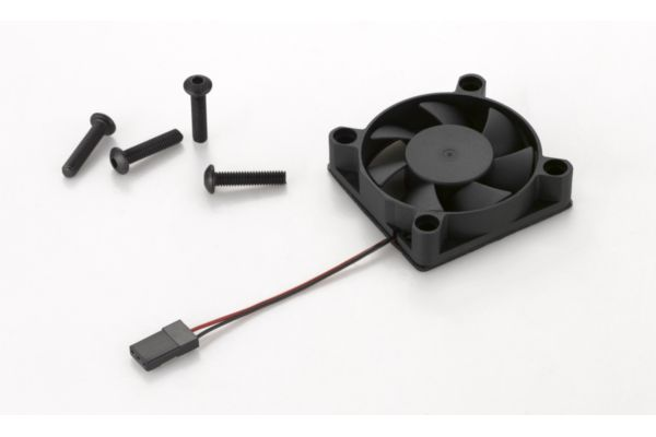 Hobbywing Fan, 45x45x10, 8000rpm@6V, waterproof, fits EZRUN MAX5