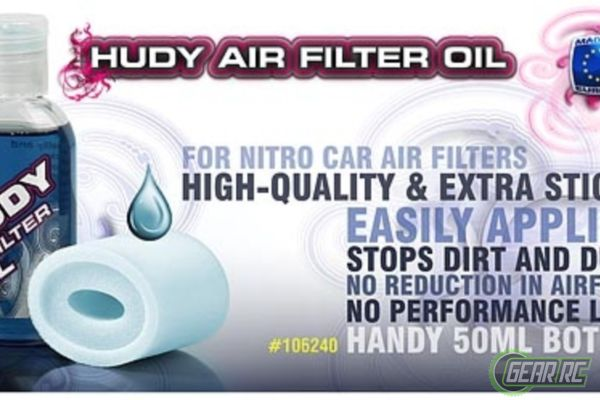 Hudy Air Filter Oil