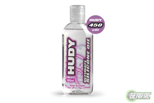 HUDY ULTIMATE SILICONE OIL 450 cSt - 100ML