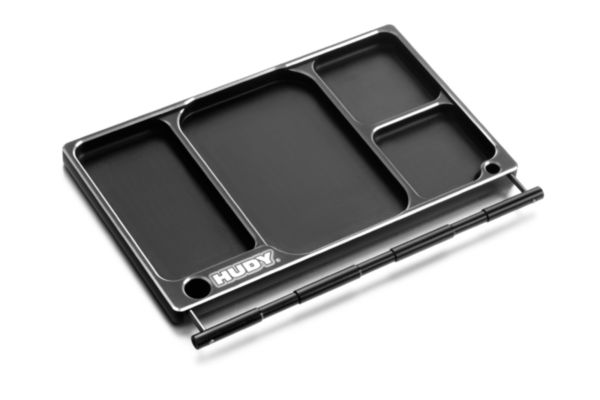 HUDY Alu Tray for Accessories and Pit LED