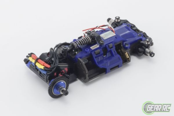 Mini-Z MR03 VE PRO 02 COLOR LIMITED CHASSIS SET (W-MM)