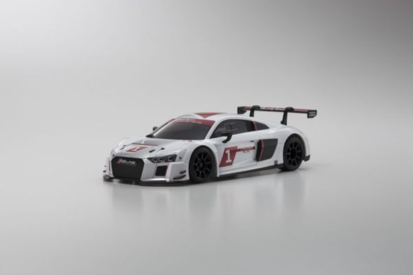 Kyosho MINI-Z AUDI R8 LMS 2015 white W-MM