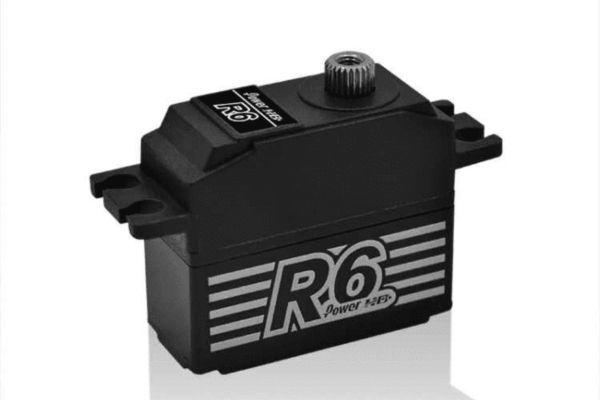 PowerHD Coreless High Voltage 1/12 Servo 7.5KG 0.08sec R6