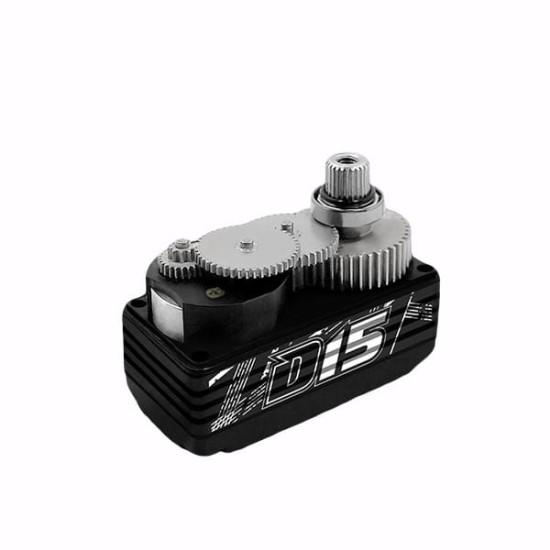 Power HD D15 HV Coreless Digital Low Profile Servo 18kg 0.085s