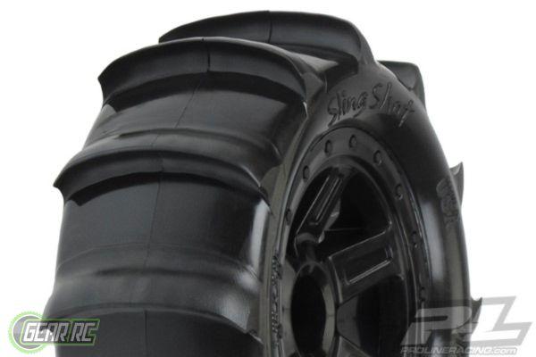 Sling Shot 2.2 Sand Tires Mounted on Desperado Wheels (2)