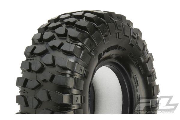 Proline BFGoodrich Krawler TA KX Red Label 1.9 Predator Super Soft Rock Terrain Truck tires