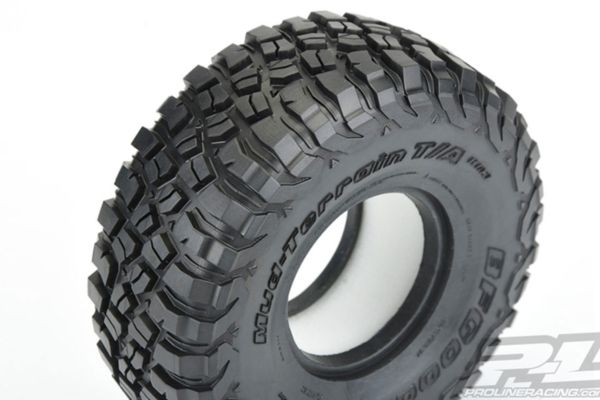 Proline BFGoodrich Mud-Terrain T A KM3 Red Label 1.9 Predator Super Soft Rock Terrain Truck Tires