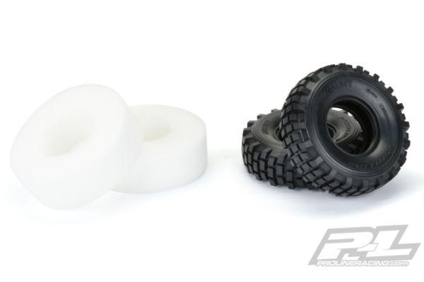 "Grunt 1.9"" G8 Rock Terrain Truck Tires for Front or Rear 1.9 Crawler"