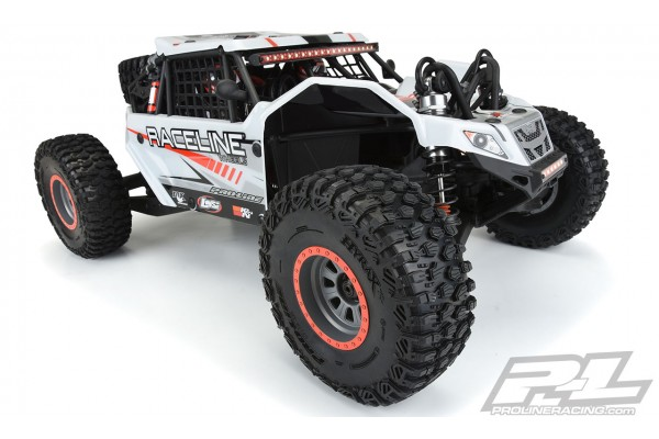"""Hyrax XL 2.9"""" All Terrain Tires (2) for Losi Super Rock Rey Front or Rear"""