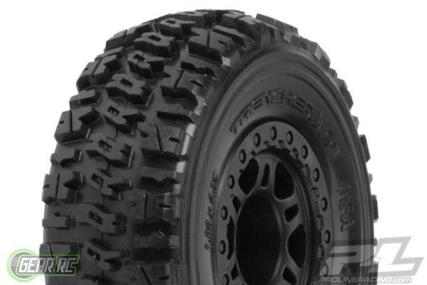 Trencher X SC 2.2/3.0 M2 (Medium) Tires Mounted on Split Six