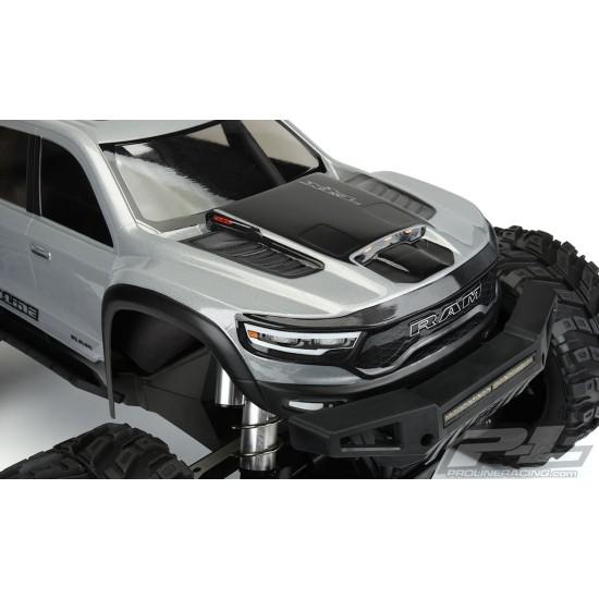 Pre-Cut 2021 Ram 1500 TRX Clear Body for X-MAXX