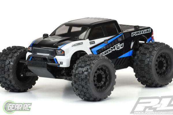 Proline PRO-MT 4x4 1:10 4WD Monster Truck Pre-Built Roller