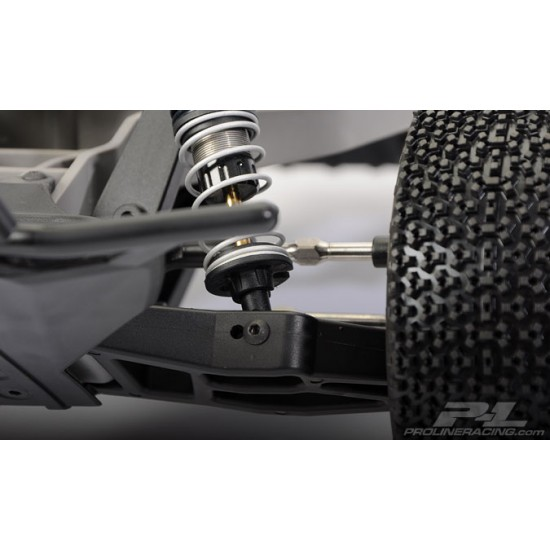 ProTrac Suspension Kit Front Arms for PRO-2 SC, PRO-2 Buggy and Slash 2wd