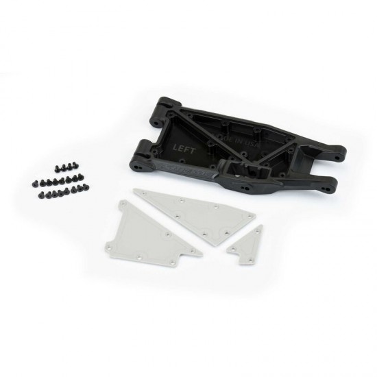 PRO-Arms Replacement Lower Left Arm (1) with Plate and Hardware for X-MAXX