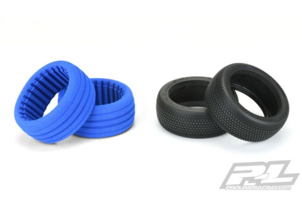 Invader S2 (Medium) Off-Road 1:8 Buggy Tires (2) for Front or Rear