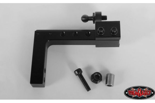 RC4WD ADJUSTABLE DROP HITCH FOR TRAXXAS TRX-4 RC4WD