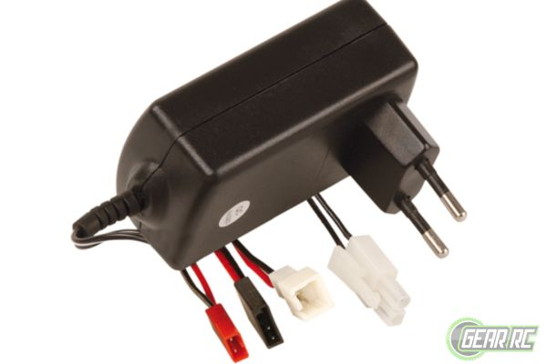 Quick Charger 4-8 Zellen NiCd/NiMH 1 Ampere