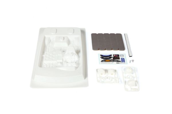 Tamiya 1:10 Touring Car Cockpit Set Left-Hand