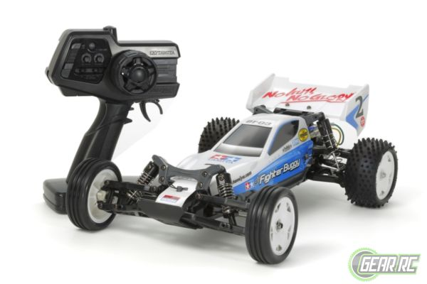 Tamiya 1op10 XB Neo Fighter Buggy DT-03