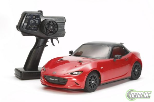 1/10 RC XB Mazda MX-5 (M-05)