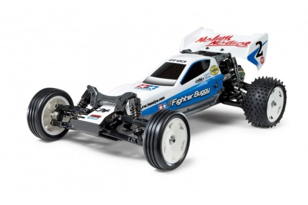 RC Neo Fighter Buggy - DT03 bouwdoos