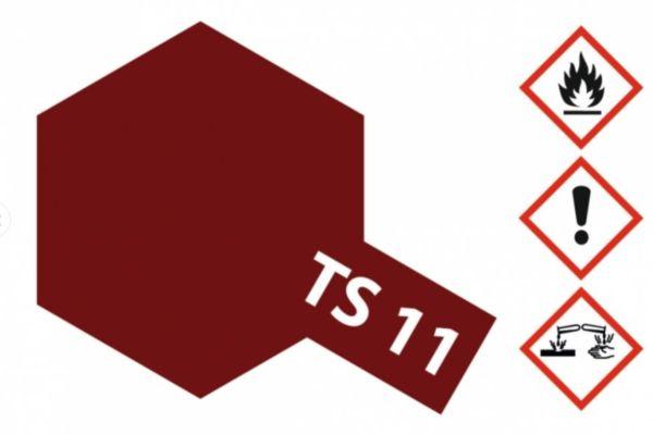 TS-11 Maroon 100ml Spra