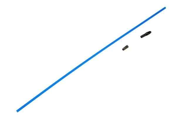 Antenna, tube (1)/ vinyl antenna cap (1)/ wire retainer (1)