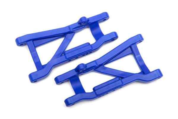 Suspension arms, (rear) (2) blue ) (Heavy duty, cold weather material)