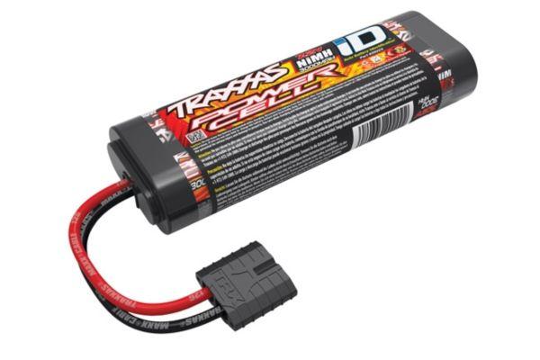 Battery, Power Cell, 3000mAh (NiMH, 6-C flat, 7.2V)