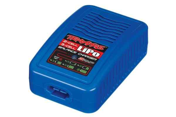 Charger, 2-3 cell LiPO balance
