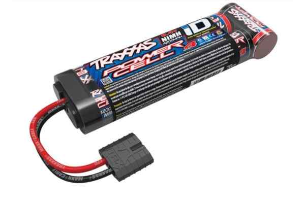 Battery, Series 4 Power Cell (NiMH, 7-C flat, 8.4V) ID