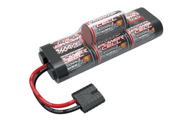 Battery, Series 5 Power Cell, 5000mAh (NiMH, 7-C hump, 8.4V)