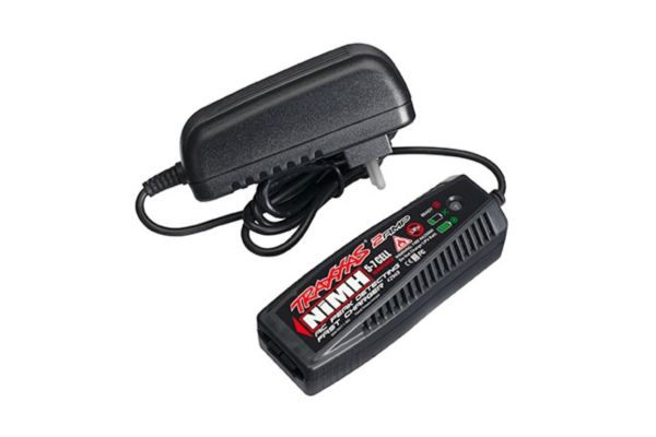 Charger AC 2 amp NiMH peak  detecting (5-7 cell, 6.0-8.4