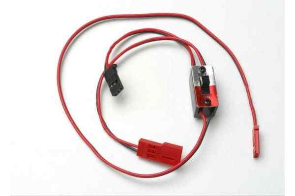 Wiring harness for RX Power Pack, Traxxas nitro vehicles (in