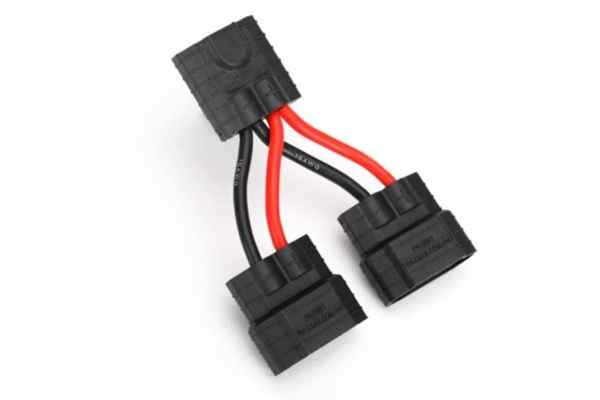 Wire harness, parallel batteryCONNECTION (iD COMPATIBLE)