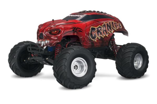 Traxxas Craniac 1/10th Monstertruck RTR