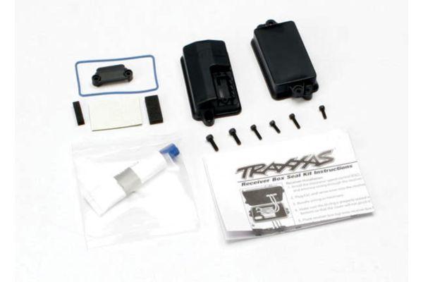 Box, receiver (sealed)/ foam pad/2.5x8mm CS (2)/ 3x10mm CS (
