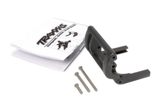Wheelie bar mount (1)/ hardware (Stampede, Rustler, Bandit s
