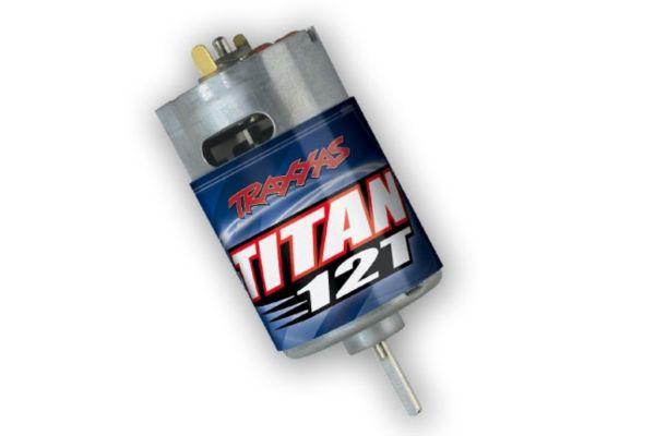 Traxxas Motor Titan 12T 12-Turn 550 size